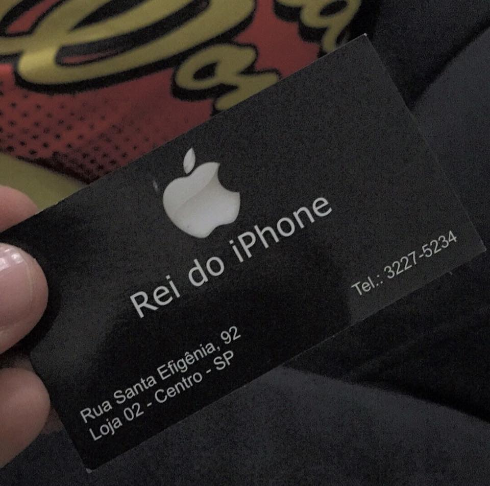 "A lição de RP do ""Rei do iPhone"""